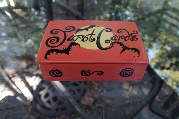 On Special HALLOWEEN TAROT CARD box reg.  22.00  now 17.00 with Free Shipping.