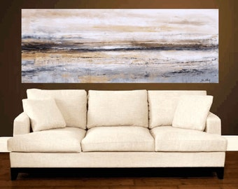 """72"""" art painting large painting  abstract painting , from jolina anthony signet  express shipping"""