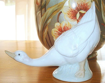 Lladro duck etsy - Consider including lladro porcelain figurines home decoration ...