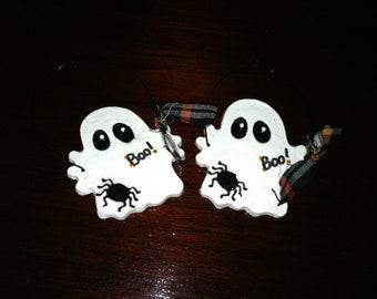 HALLOWEEN Decoration, Halloween Ghost Ornament, Indoor Fall Decor, Harvest Party Decor