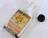 Four Noses Bottle Novelty Artificial Whiskey