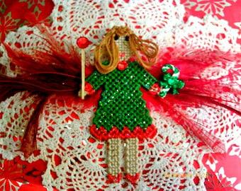 Belle The Christmas Fairy (Faerie in U.K)
