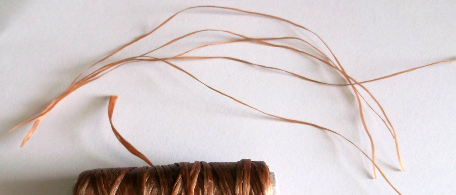 Natural Colored Artificial Sinew