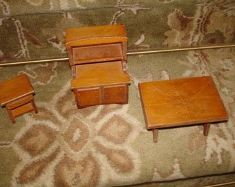 1940s Doll House Furniture