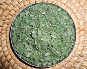 Bath Salts - The EARTH SPIRIT Collection by Green Nymph - Pure and Natural - Four (4) Ounces in Sealed Bag - Choose from Five Mystic Scents