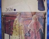 Vintage Vogue Pattern For Collector's Heritage Dolls