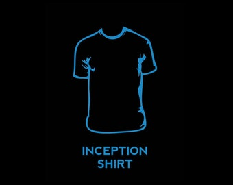 Inception Shirt Funny T-Shirt Within A Shirt - Free Shipping