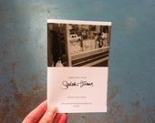 S A L E  Mini Photo Zine - George Street
