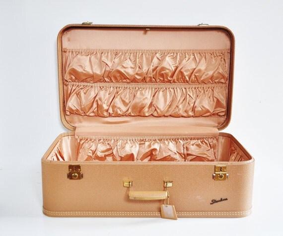Warm Beige Starline Suitcase