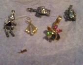 five pendants