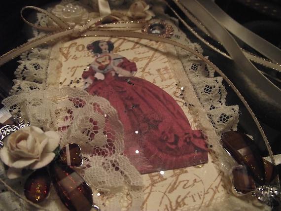 Jane Austen Gift  Tag