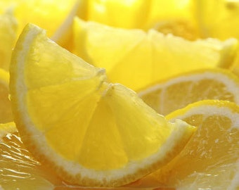 Lemon Essential Oil (Organic, Pure, uncut) 1/8 oz.