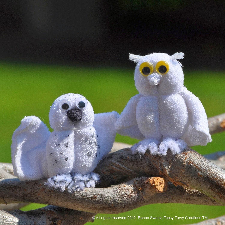Etsy Owl Diaper Cake