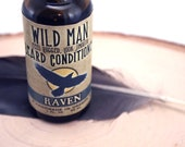 Wild Man Beard Conditioner - Raven - 30ml // 1oz