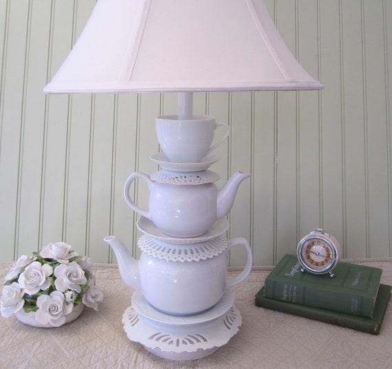 alice teapot lamp
