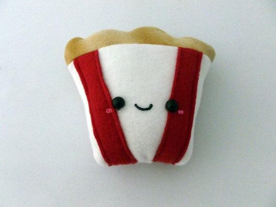 Popcorn Plushie