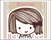 Reserved listing for Katie Kurth