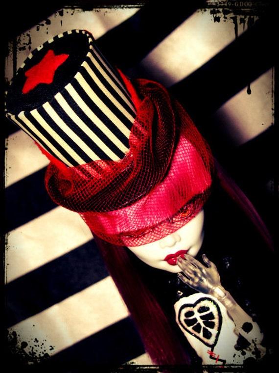 Monster High OOAK Custom Doll Hat