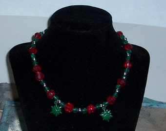 Necklace,Christmas Time