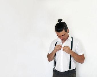 Unisex Braces Man Suspenders