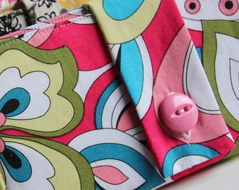 Cotton Wallet - PDF Sewing Pattern
