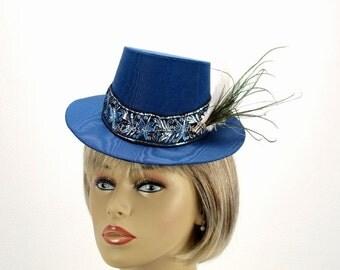 Renaissance SteamPunk Tea Party Fantasy Hat