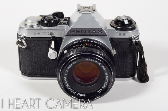 Mini ME Super SE by Pentax with 50mm f2