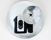 Vintage Camera - Fine Art Photography Paperweight - Style Number 3