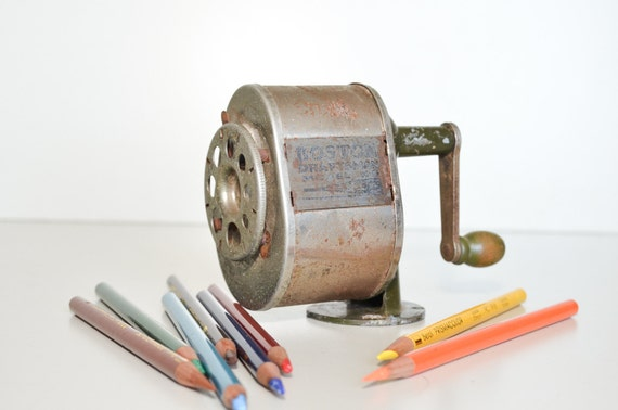 Boston Pencil Sharpener