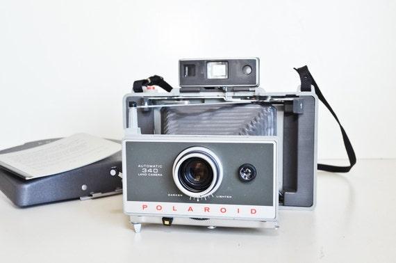 Polaroid 340 Camera Glass Lens