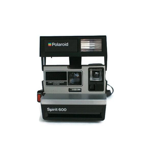 polaroid spirit 600 instant camera by flumestreet on etsy. Black Bedroom Furniture Sets. Home Design Ideas