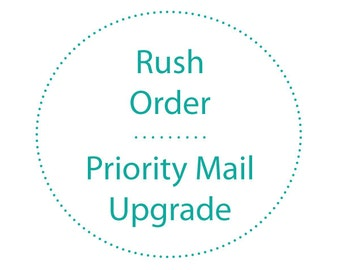 Priority Mail Upgrade - USA orders only