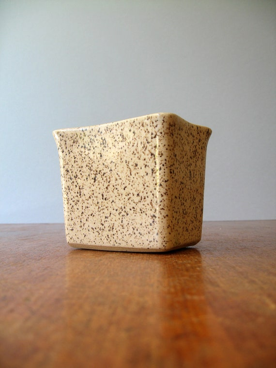 Mid Century Glidden Vase / Planter / Hold All - RESERVED