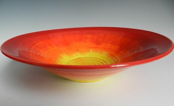 Sunrise and sunset bowl