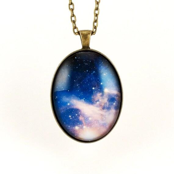 necklaces etsy nebula - photo #11