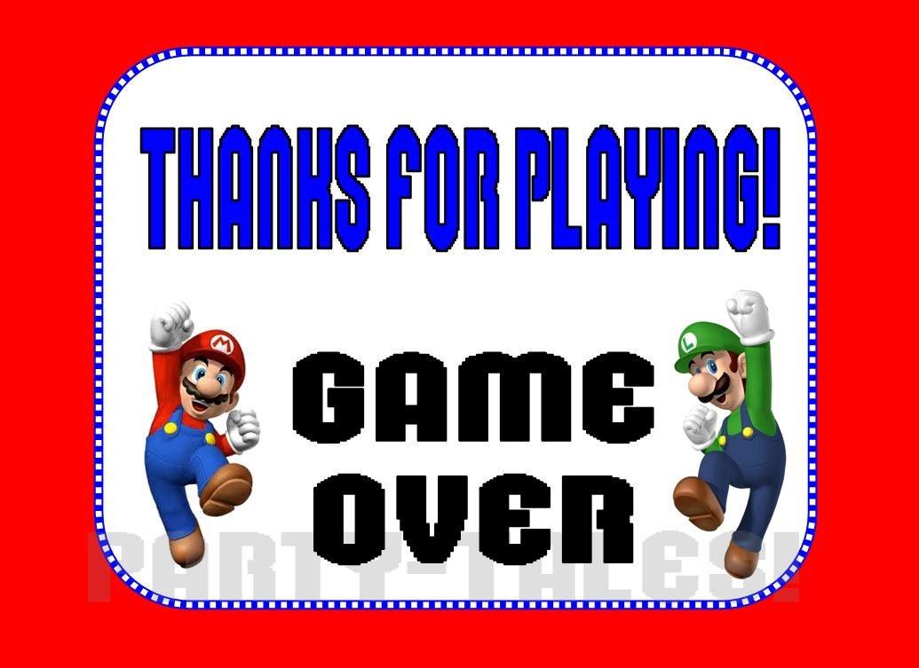 Super Mario Birthday Invitations is perfect invitation design