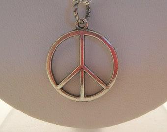 543 - Peace Necklace