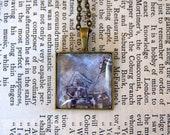 Sherlock Holmes' Chemical Investigation Necklace