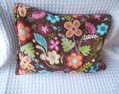 Microwavable Corn Bag, Girls Woodland Bag, Corn Heating Pad