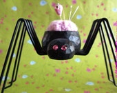 Spider Brain Pincushion