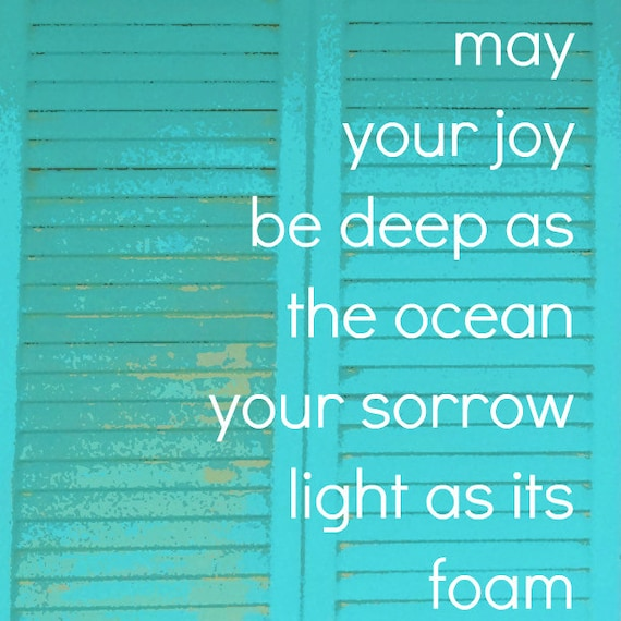 Beach And Ocean Quotes: Items Similar To Beach Quotes On Canvas. Turquoise Beach