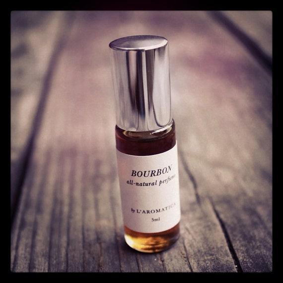 Bourbon All-Natural Perfume Oil