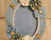 Decorative Oval Frame