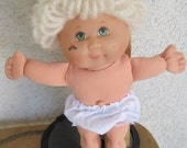 "Lily - Cabbage Patch 8"" Garden Fairy - Rerooted"