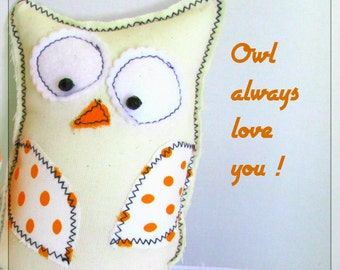 Owl,Spring Decor, Owl Always Love You,Childrens Room Decor,Nursery,Housewarming, Personalize
