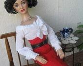 Kawkana - Outfit for Tyler, Ellowyne, Cami, Antoinette, FR16, DeAnna Denton (T12-39)