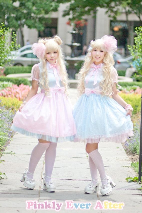 Puri Puri Pretty Dress (Pink Sparkle ver.)