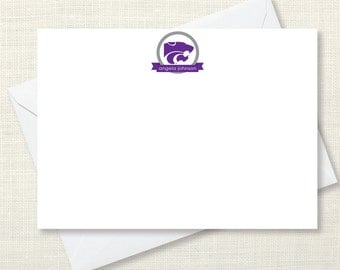 Stationary - Collegian - set of 10 notecards