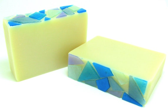 Blue Sugar (type) Soap