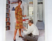 Vintage 1960's Soft Cover McCall's Step By Step Sewing Book In Full Color 160 Pages